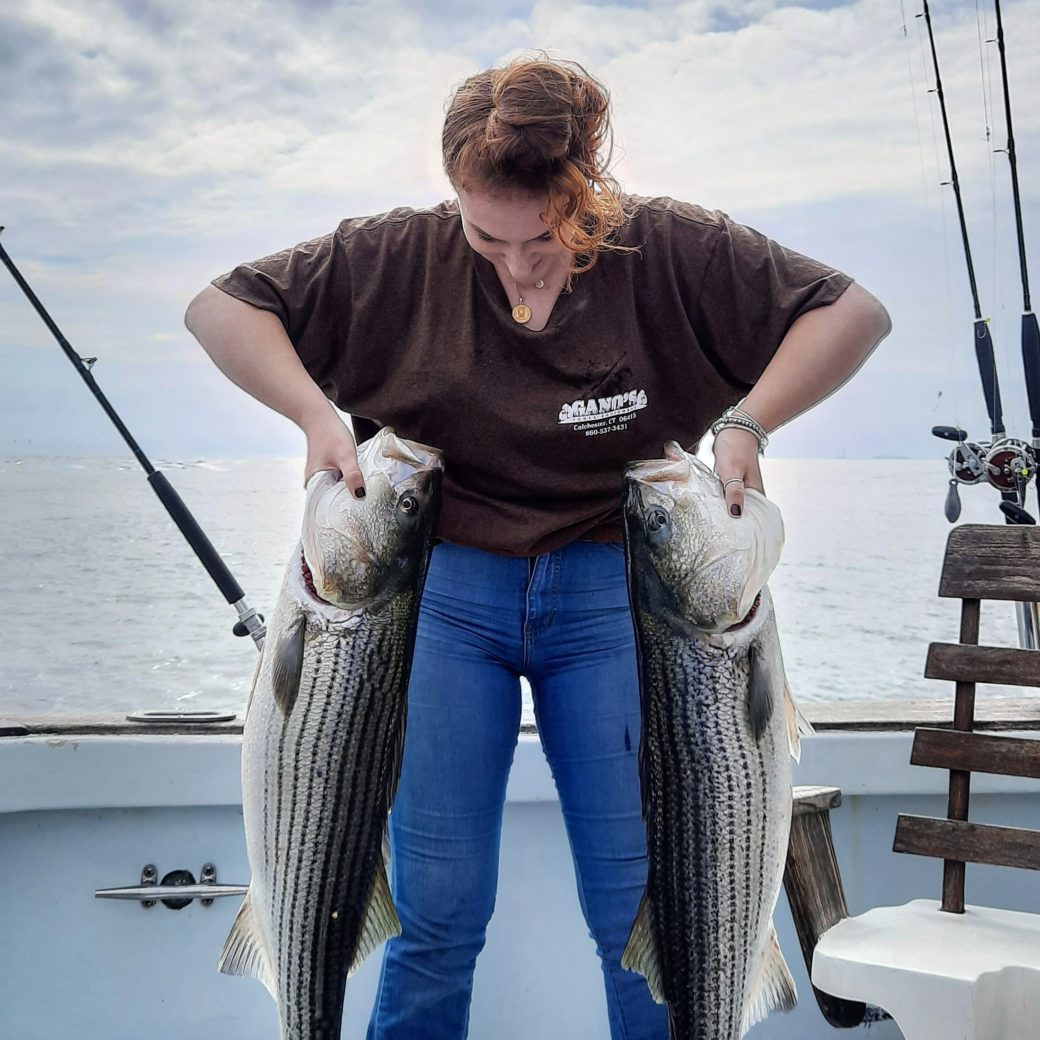 Top Rated Connecticut Fishing Charter, Blackfishing Charter Connecticut
